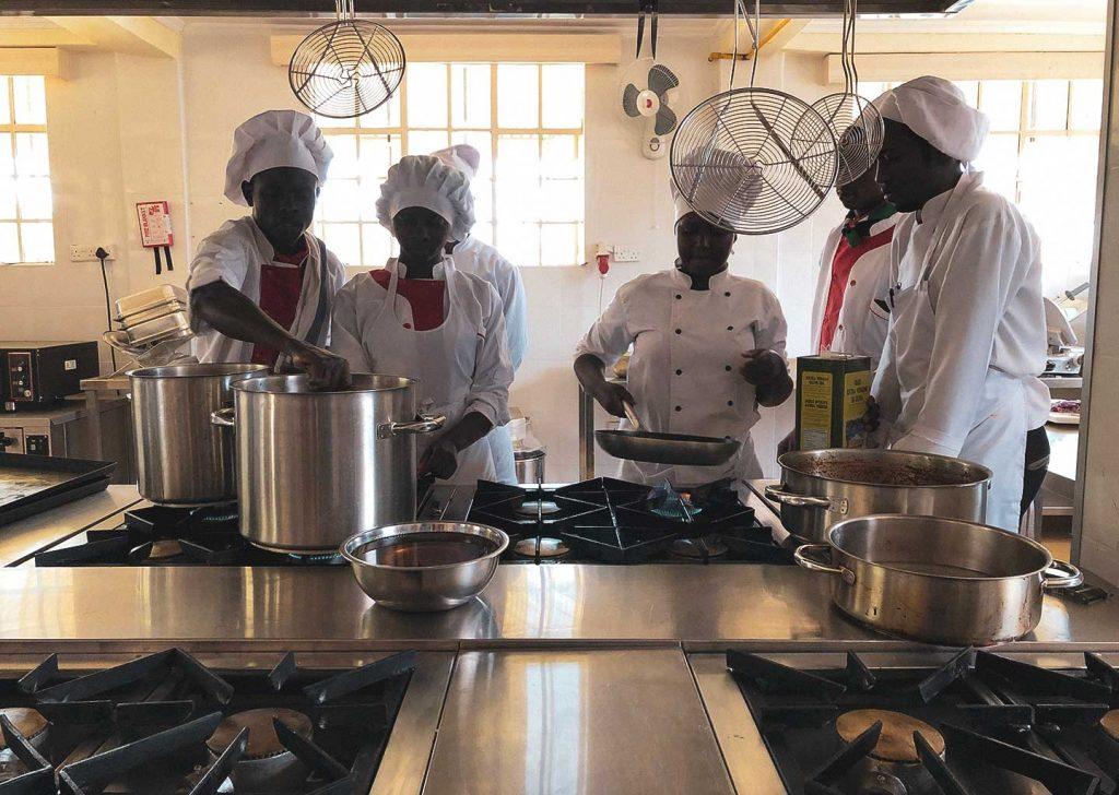 cucina italiana in kenya