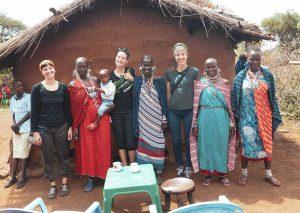 come partoriscono le donne in Africa