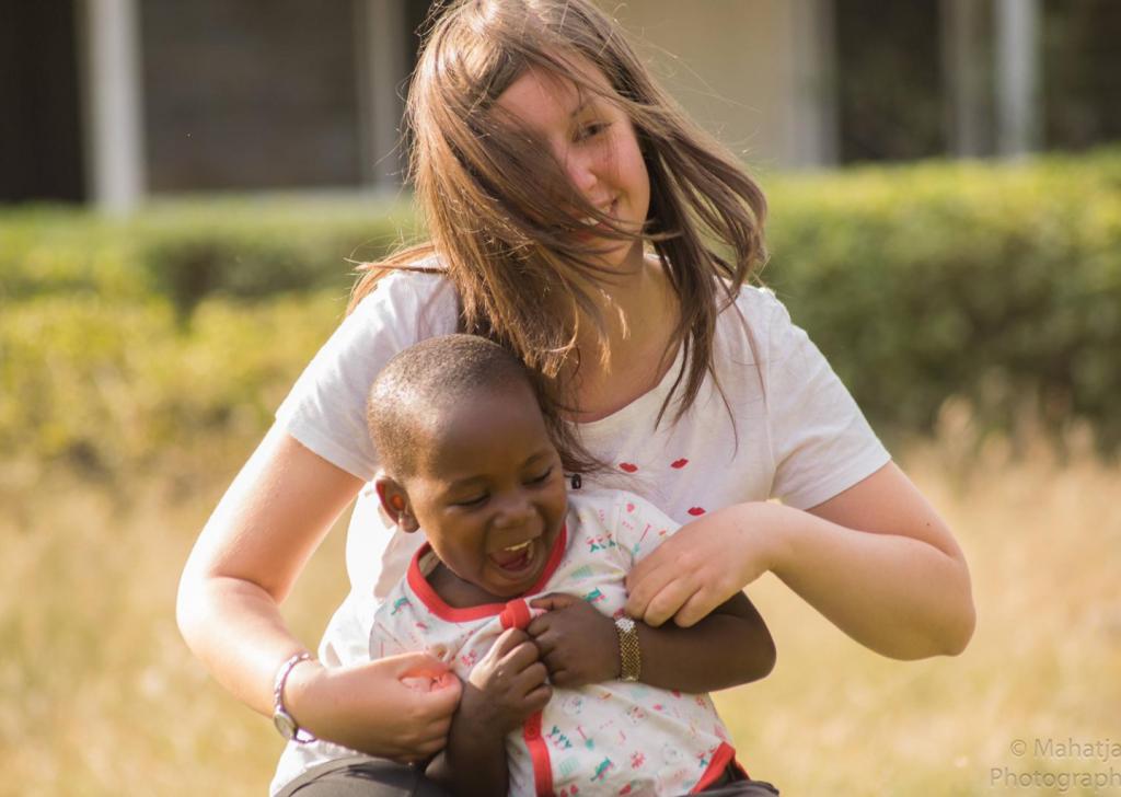 andare in Africa a fare volontariato