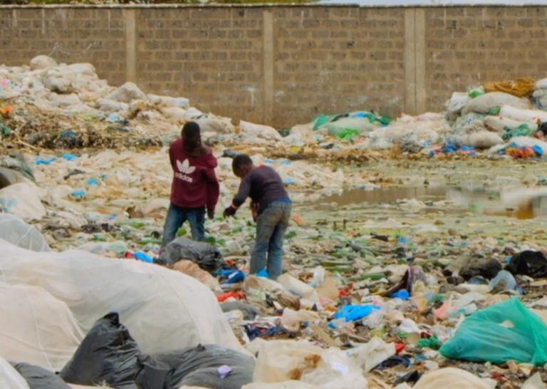 lavoro minorile in Africa