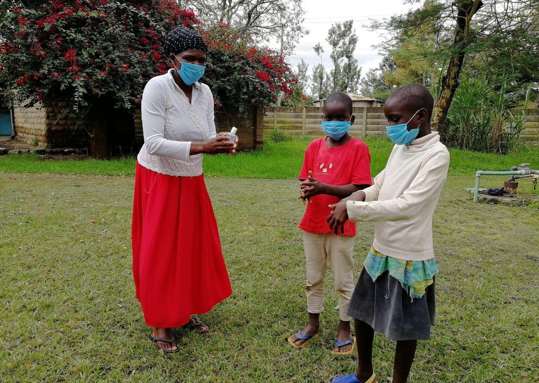 Covid in Kenya