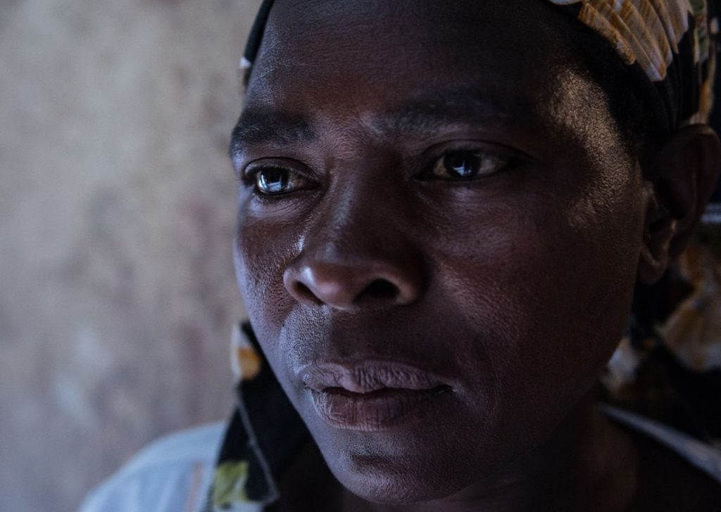 violenza sessuale in africa