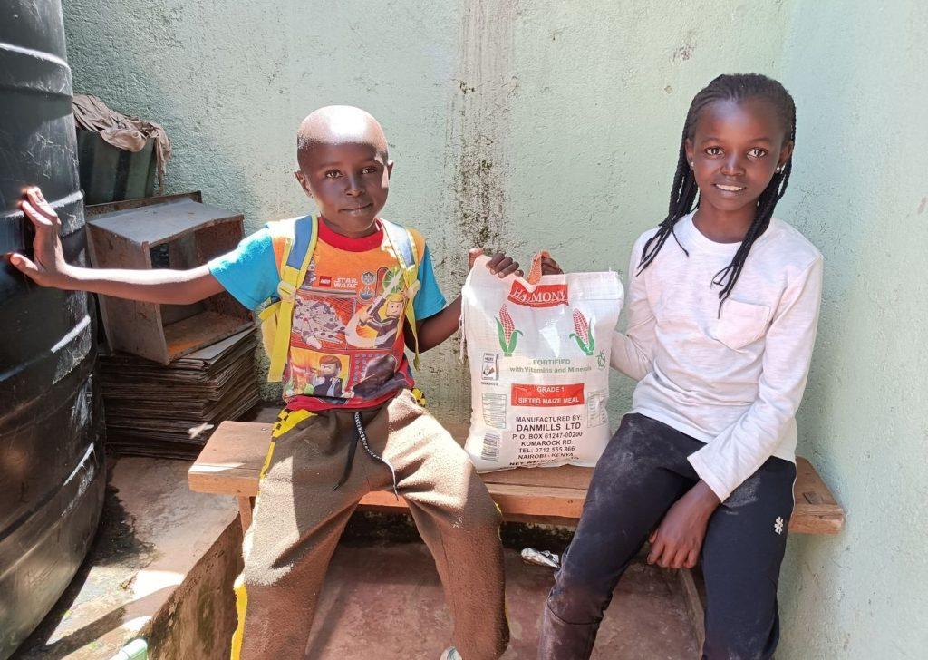 diritto al cibo dei bambini africani