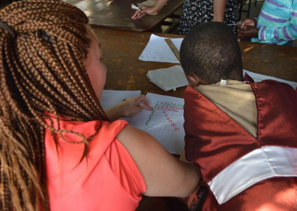 come fare volontariato in africa gratis