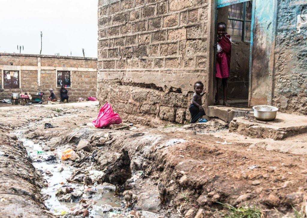 slum di Korogocho