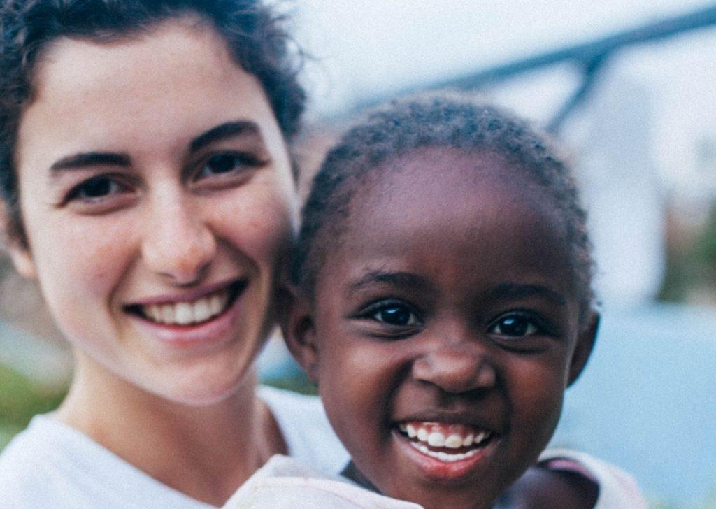 andare in africa ad aiutare