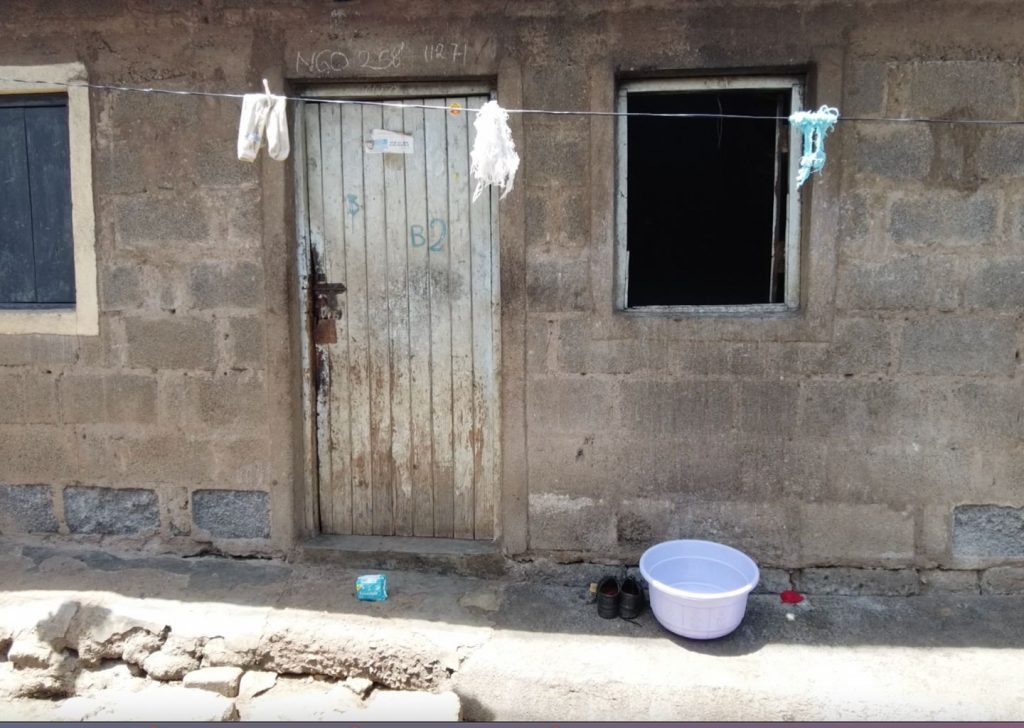 diritto alla casa in Africa