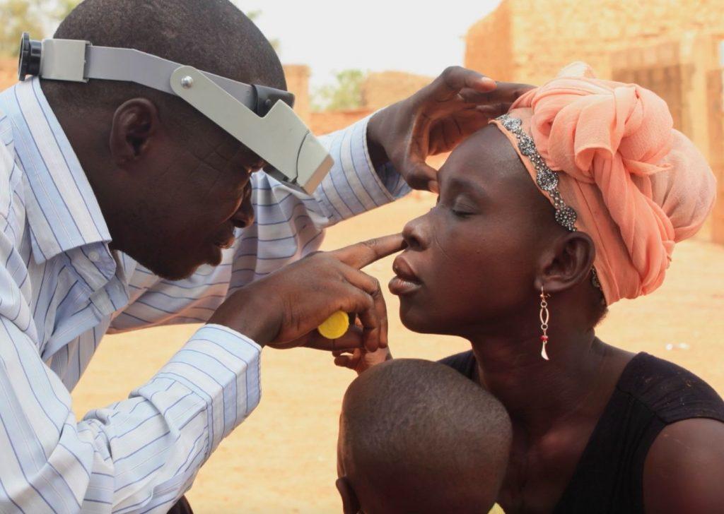 diritto alla salute in Africa