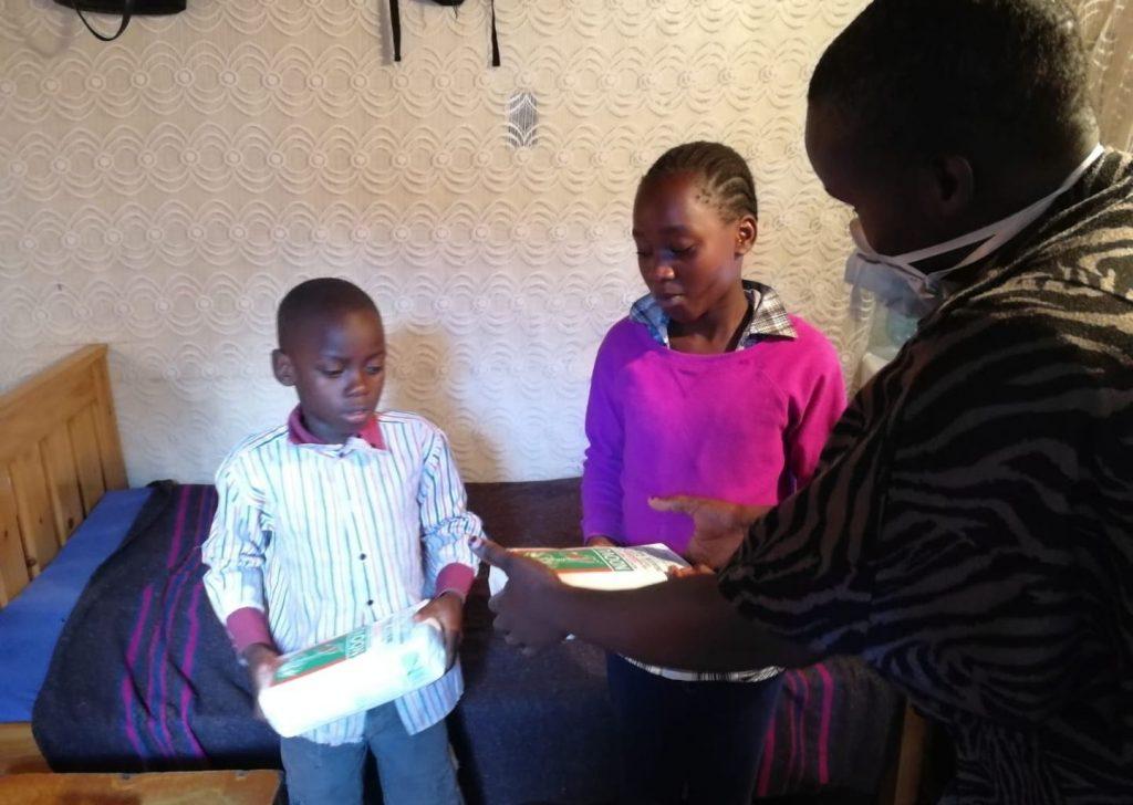 mortalità infantile in africa