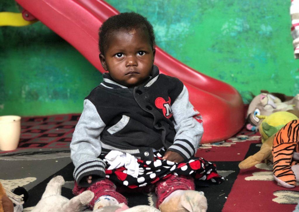 bambini poveri del terzo mondo