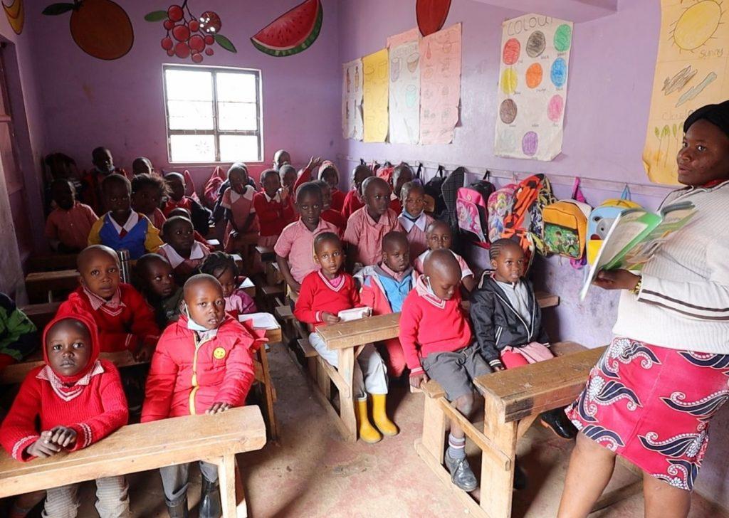istruzione in Africa