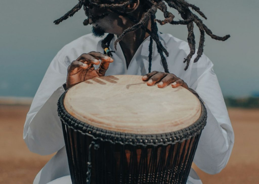 musica tribale in Africa