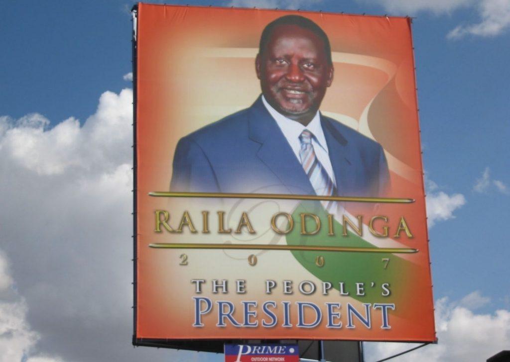 elezioni in Kenya nel 2022
