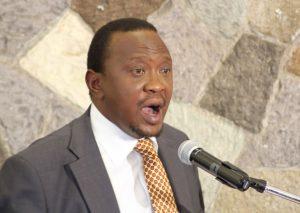 presidente del Kenya